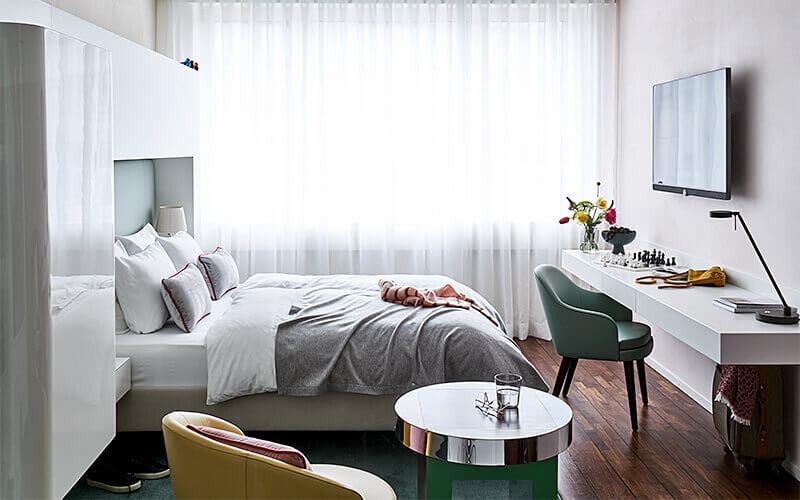 Side hotel in hamburg aufgefrischt nordische esskultur for Coole hotels in hamburg