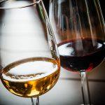2 Gläser Portwein
