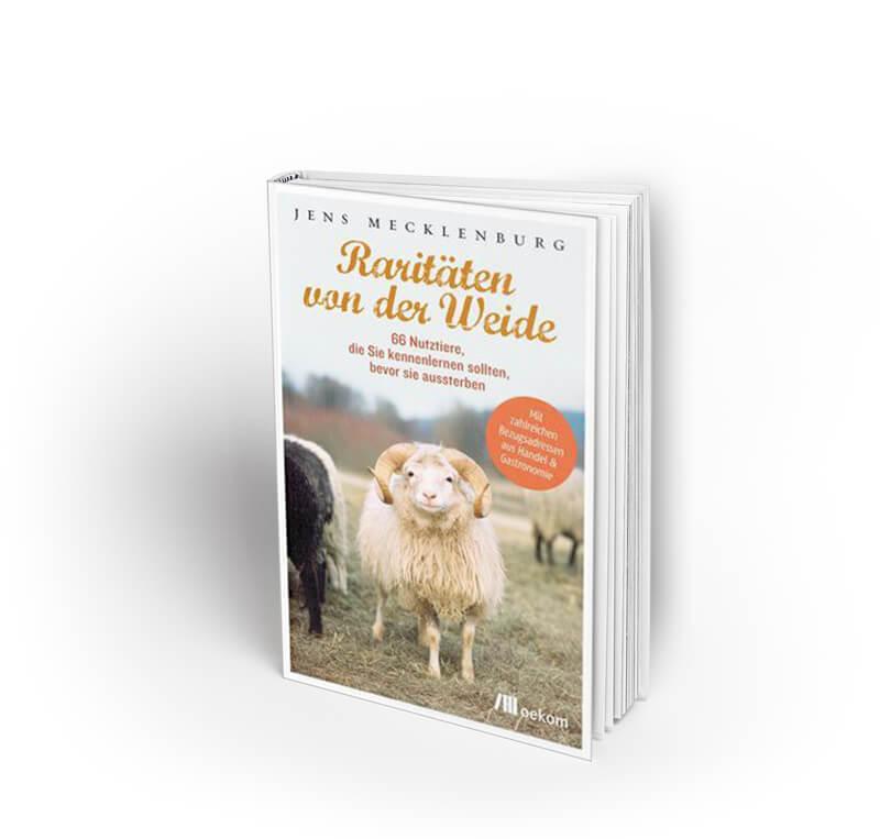 Buch über Schafe