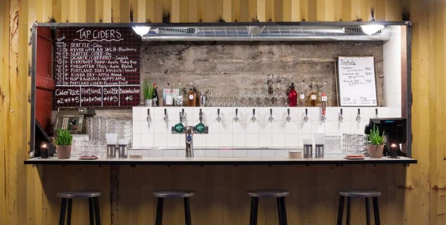 Die Himkok-Cider-Bar © Himkok / Visit Norway