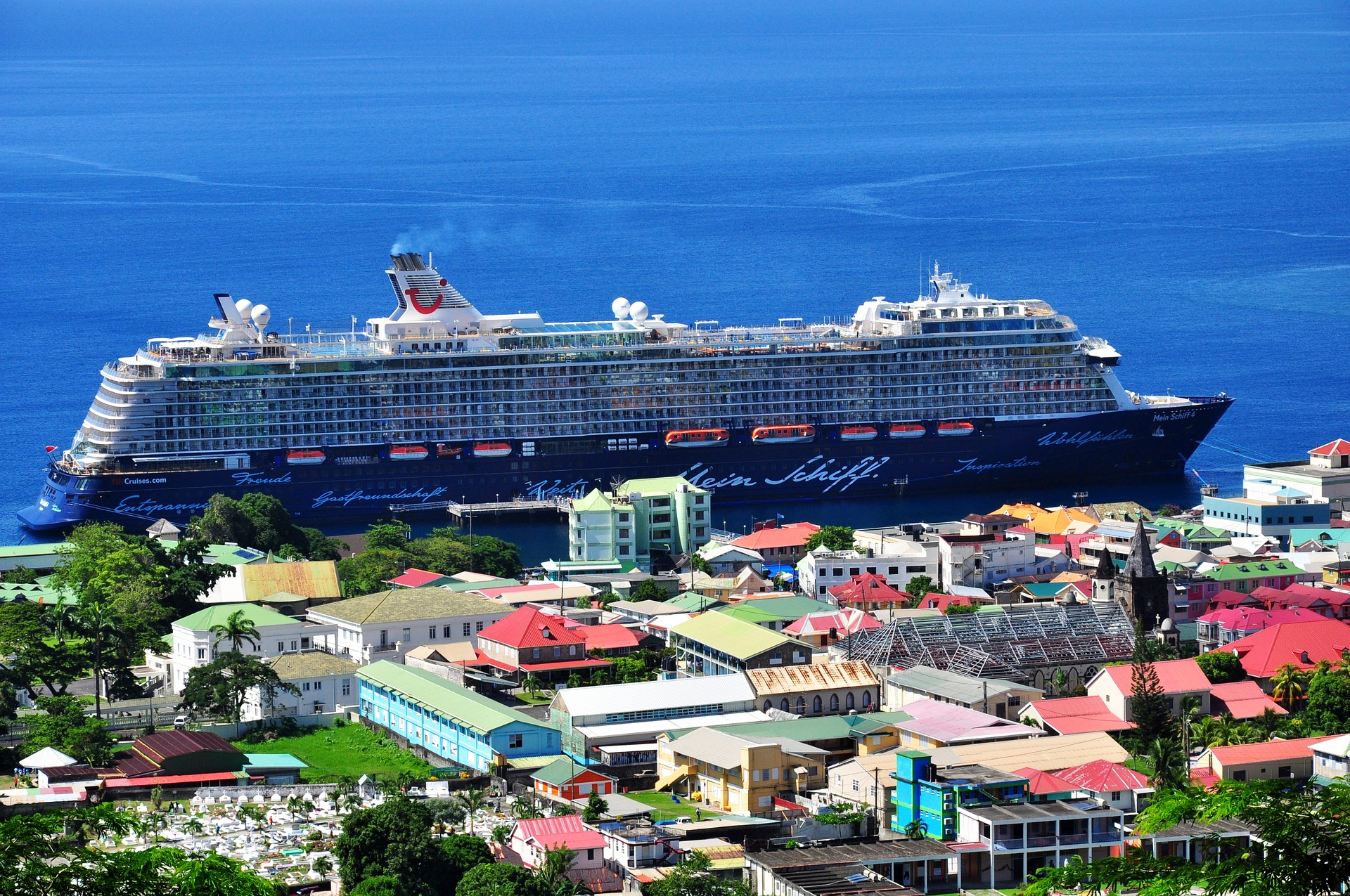 Karibik Kreuzfahrt Corona