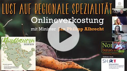 Nordbauern Onlineverkostung
